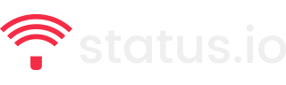 Status.io - Hosted System Status Pages